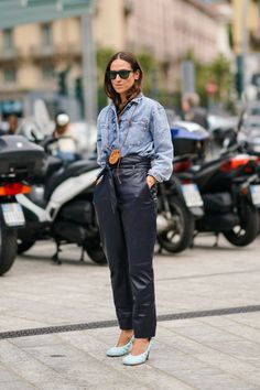 The Best Street Style At Milan Fashion Week SS20