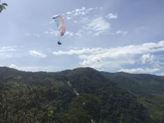 Colombia South America, Paragliding, Extreme Sports, Rafting, Renting A House, Glamping, Waterfall, River, Adventure