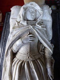 1620 Famous Historical Figures, Historical Monuments, Historical Art, Cemetery Statues, Cemetery Art, Witch History, Medieval, Lady Elizabeth, Genealogy Chart