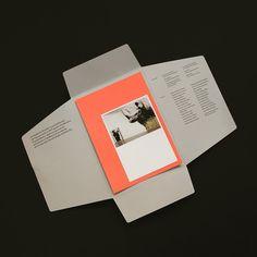 Invitation for Fundació Macba #fmacba #fundaciomacba #invitation #flour #wearemucho #fundacionmacba #graphicdesign