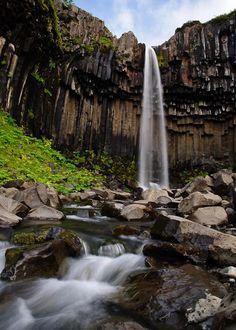 Cascada - Islandia