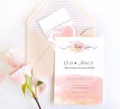 Свадебные приглашения бесплатно