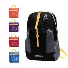 4770af490c1f Sale 18% (14.99 ) - Men Women Waterproof Lightweight Foldable Backpack  Ultrathin Travel
