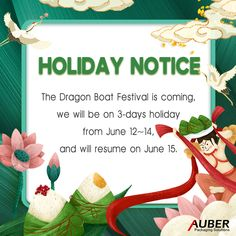 We will be on a 3 days holiday of Dragon Boat Festival from 12 Jun to 14 Jun, but any need for cosmetic tubes, please feel free to contact us info@cosmetic-tube.com #packaging #plasticpackaging #tubesforcosmetics #packagingsolutions #packagingdesigns #sustainable #beauty #fashionbusiness #cosmeticpackaging #hair #hairstyles #makeup #skincare #lotion #Auberpackaging #cosmetictubes #moisturizer #Love #inspiration #aubertubes Plastic Packaging, Cosmetic Packaging, Dragon Boat Festival, Company News, Got Quotes, Packaging Solutions, In Cosmetics, Hand Cream, Face Wash