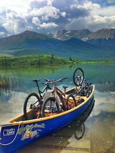 Whatever it takes to get there.. Mountain biking MTB bike