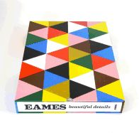 Eames: Beautiful Details by Eames Demetrios, Charles Eames, Ray Eames Charles Eames, Triangles, Buch Design, Illustrations, Love Design, Design Art, Cool Designs, Design Inspiration, Daily Inspiration