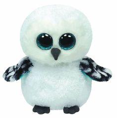 9 inch Spells the Owl - TY Beanie Boos Buddy Boo Plush Soft Toy Teddy