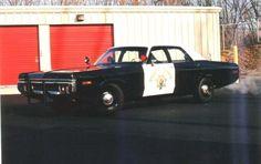 1972 DODGE POLARA PURSUIT