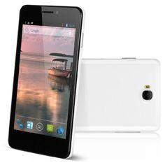 "MYSAGA C2 Blanc Smartphone 3G QHD écran 5.0"" Andriod 4.2 MTK6572W Dual Core 1.3GHz 4G ROM support GPS WIFI Bluetooth - Dual SIM, Dual caméra 5.0M & 8.0M MYSAGA http://www.amazon.fr/dp/B00HHRHIBI/?tag=frank051-21"
