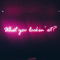 Neon pink aesthetic shared by catalina on we heart it Mode Collage, Neon Quotes, Neon Words, Twitter Header Photos, Cool Twitter Headers, Twitter Backgrounds, Light Quotes, Neon Wallpaper, Neon Light Signs