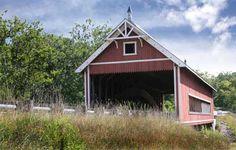 Benetka Road Bridge...In Ashtabula County, Ohio.