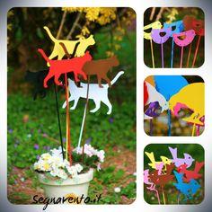 #Stick: un consiglio su come ravvivare il proprio giardino. http://www.segnavento.it/stick.html
