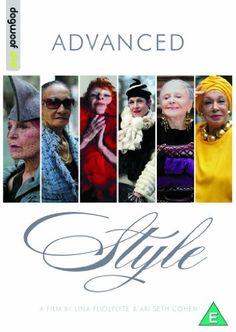Advanced Style [Vídeo-DVD] / a film by Lina Plioplyte & Ari Seth Cohen