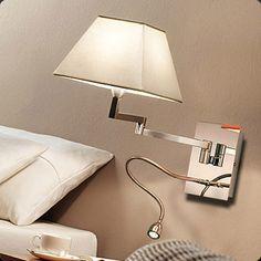 Name: CARLOTA DOBLE FL  Design: Joana Bover / 2003  Typology: Wall lamp  Environment: Indoor