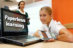 Paperless learning!