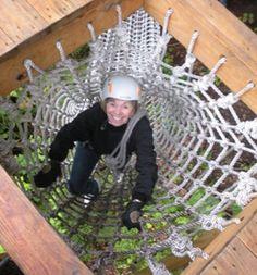 New Hampshire Ziplining