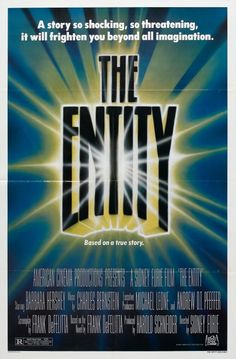 The Entity Movie Poster - Internet Movie Poster Awards Gallery