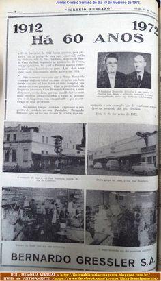 IJUÍ - RS - Memória Virtual: 1912 - 1972 - 60 anos da presença e trabalho de Be...