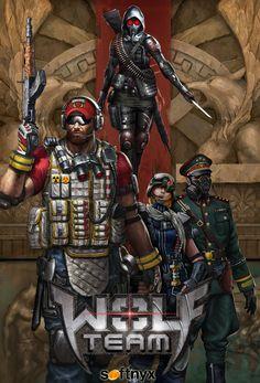 Wolfteam, MMOFPS, Free To Play, Türkçe www.joygame.com/wolfteam