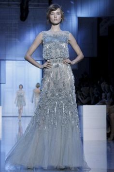 I want to wear everything Elie Saab has ever created.