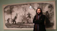 José Luis Serzo convierte el Museo ABC en un inmenso escenario