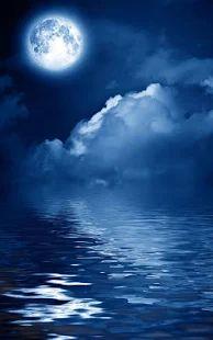 Nachthimmel Hintergrundbilder – Miniaturansicht des Screenshots