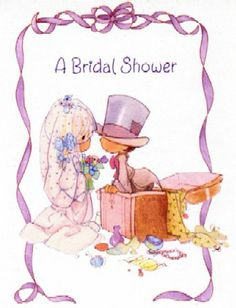 precious moments wedding clipart | TheBridal Shower
