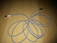 Produkttests und mehr: CSL - 2m Premium Micro USB auf USB Kabel mit Metal...