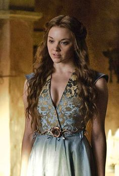 Game of Thrones | Margaery Tyrell renaissance inspired