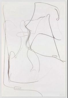 Albert Oehlen - Drawings | 13 ways of looking at painting by Julia Morrisroe
