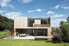 Galerie k příspěvku: Rodinné domy B1 & B2 | Architektura a design | ADG