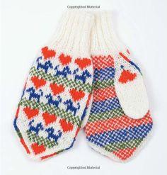 Amazon.co.jp: Norwegian Mittens and Gloves: Annemor Sundbo: 洋書