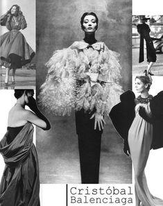 haute couture Balenciaga