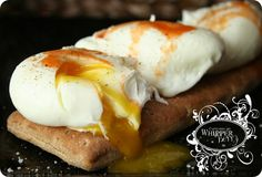 """Perfect"" Poached Egg -as if that really exists!  But I am willing to try it - similar to what I already do but maybe it will improve my poachers!"