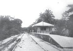 Estrada de Ferro de Bragança, estação de Ananindeua