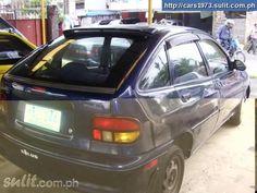 Kia Avella 15 GLXi Hatchback