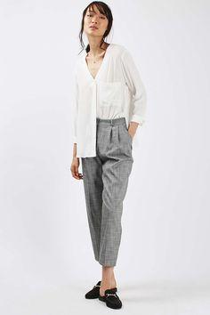 Mensy Trouser - Pants & Leggings - Clothing - Topshop USA