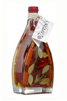Elaborate Turn :: Infused olive oil  - chili - rosemary - cinnamon