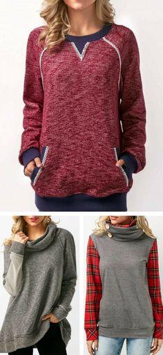 womens sweatshirt, sweatshirt for women, sweatshirt, sweatshirts, cowl neck sweatshirt, winter sweatshirt, casual sweatshirts, modest sweatshirts, rosewe sweatshirts, cute sweatshirts, modest sweatshirt, soft sweatshirt, cotton sweatshirt, free shipping worldwide at Rosewe.com.