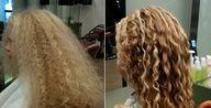 Girly Girl Corkscrew curls. MyDevaCurl - Curly Lifestyle - Curly Hair Gallery. www.mydevacurl.com