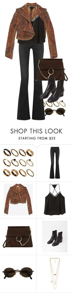 """Untitled #10606"" by nikka-phillips ❤ liked on Polyvore featuring ASOS, rag & bone, Yves Saint Laurent, MANGO, Chloé, Isabel Marant, Moschino and NLY Accessories"