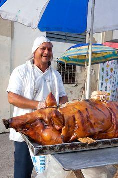 Pan con lechón // Cuban sandwich // Carnaval / Santiago de Cuba