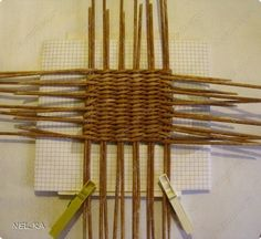 Weaving in newspapers. Teahouse. Master Class (1) (520x477, 142Kb)