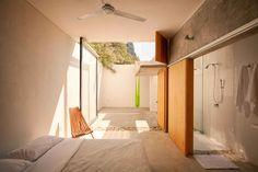 Casa-Meztitla_05 #casalibrary #holidayhouse #architecturelovers #design #interiordesign #architecture #home #decor #pool #archilovers #designtrends #interiorstyle #instadesign #gardendesign #travel #Mexico #Tepoztlán