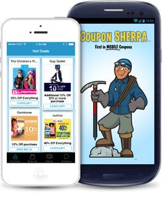 14 best shopping and grocery savings apps images on pinterest save coupon sherpa in store coupons mobile and printable fandeluxe Gallery