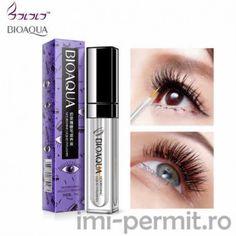 74e46c5bca4 Tratament pentru cresterea genelor marca Bioaqua Long Thick Eyelashes, Thicker  Eyelashes, Eyelash Growth,