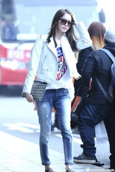 Yoona snsd @ airport