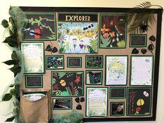Primary Classroom Displays, Year 2 Classroom, Reggio Inspired Classrooms, Classroom Design, Future Classroom, Preschool Kindergarten, Preschool Learning, Teaching, Class Displays