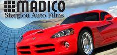 95€ για αγορά και τοποθέτηση επώνυμων αντηλιακών μεμβρανών MADICO σε όλο το αυτοκίνητο, επιλέγοντας ανάμεσα σε 3 αποχρώσεις, με Γραπτή Εγγύηση εφ όρου ζωής και Πιστοποίηση Εγκατάστασης για ΚΤΕΟ, στο εξειδικευμένο κέντρο Stergiou Auto Films! Αρχική 160€ Film, Vehicles, Sports, Movie, Hs Sports, Film Stock, Sport, Movies, Cars