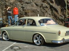 1967 Pro-Touring 122 Amazon (Project Volvo X)540 Horsepower LS6 ...I like the 5 spokes
